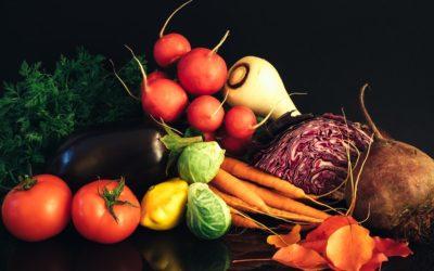 Vegetables for rabbit