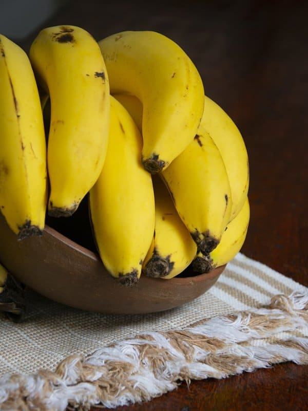 Lapin Nain Fruit Banane Banana